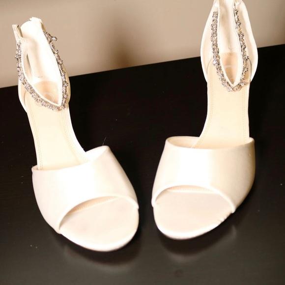 DSW Shoes   Off White Wedding   Poshmark